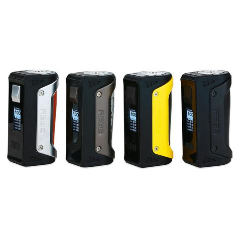 Geekvape Aegis 100W - Video Review