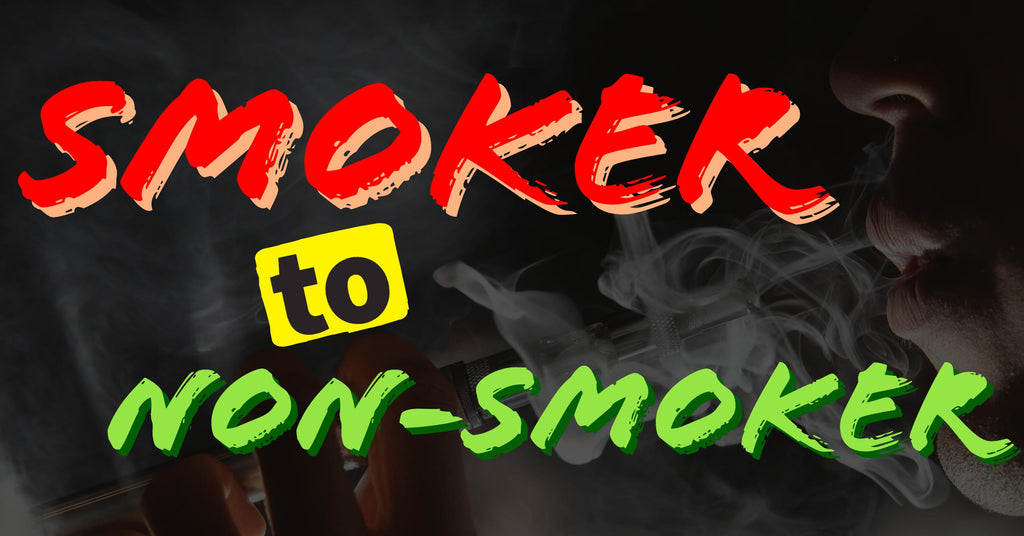Smoker to Non-Smoker: How to Help Your Friends