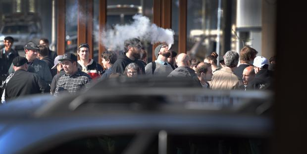 Professor Comes Forward & Town Holds Vape Meeting!