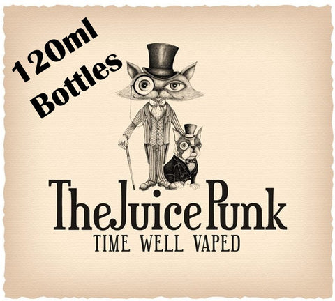 THE JUICE PUNK 120ML BOTTLES