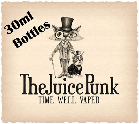 THE JUICE PUNK 30ML BOTTLES