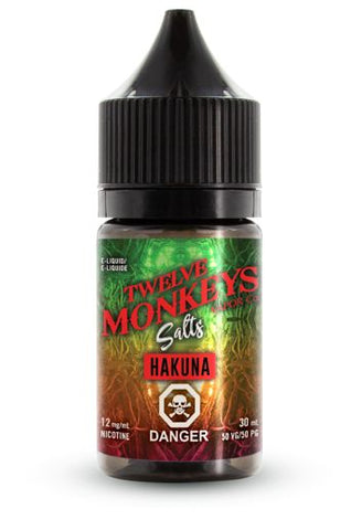 HAKUNA SALTS</P>Apple Cranberry