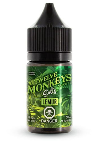 LEMUR SALTS </p>Lemon Lime