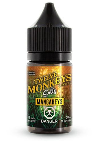 SALTS: MANGABEYS </P>Exotic Fruit