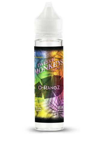 O-RANGZ </p>Lemon Crunch Milk