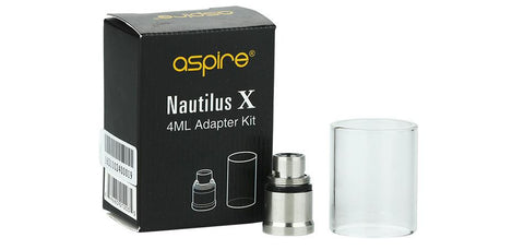 NAUTILUS X </p>Adapter Kit 4ml