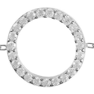 Halo Bracelet - Silver by LATELITA London - My Beautiful Daughters