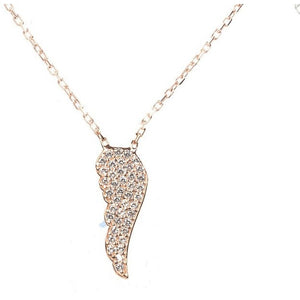 Small Angel Wing Necklace by LATELITA London - My Beautiful Daughters