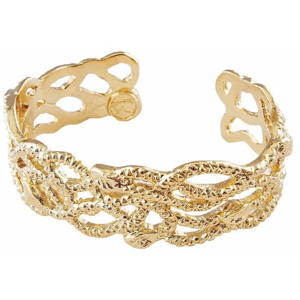 Hydra Snakes Cuff Bracelet from Völu joyas - My Beautiful Daughters