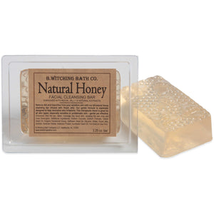 B Witching Bath Co. Natural Honey Cleansing Bar (Set of 2) - My Beautiful Daughters