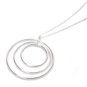 Vitru Sterling Silver Necklace - My Beautiful Daughters