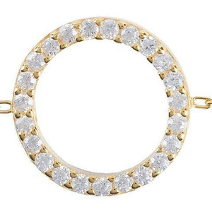 Halo Bracelet Gold by Latelita London - My Beautiful Daughters