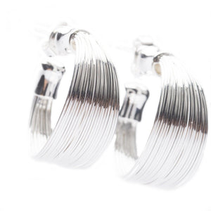 Concord Sterling Silver Earrings - My Beautiful Daughters