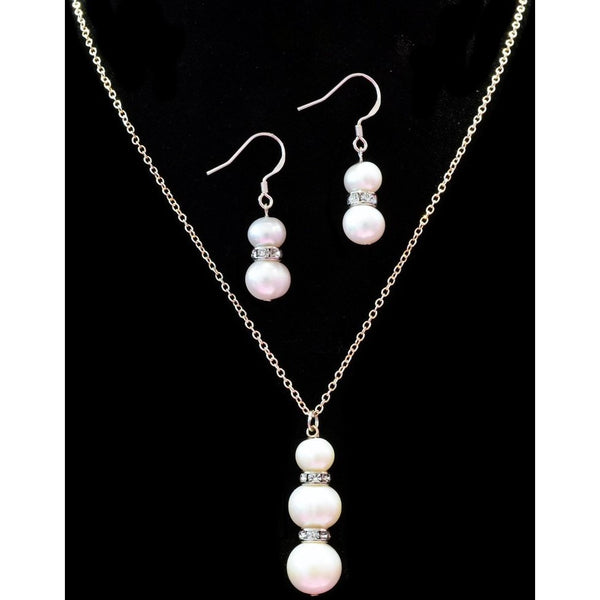 Adalia Pearl Drop Earrings - My Beautiful Daughters