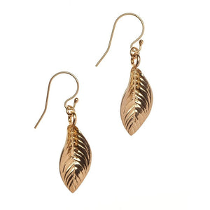 Alicia Marilyn Designs Leaf Earrings - My Beautiful Daughters
