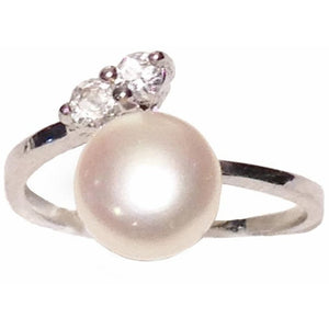Astra Cultured Pearl Ring - My Beautiful Daughters