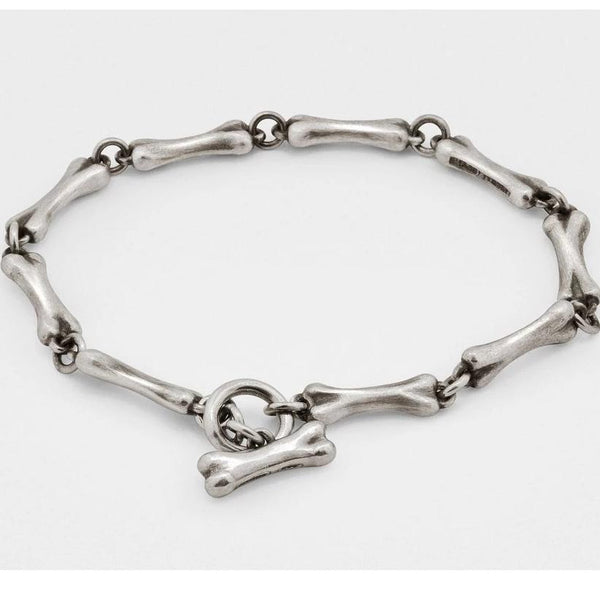 Bones Bracelet in Solid 925 Sterling Silver - My Beautiful Daughters