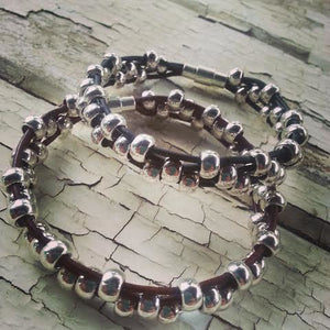Beads of Change Bracelet - Unisex - My Beautiful Daughters