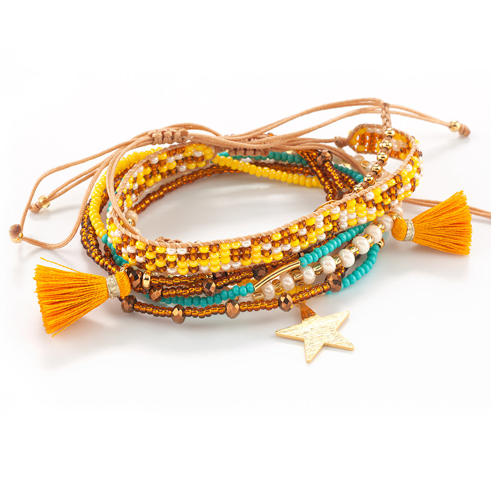 Pulsera Tropical