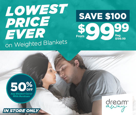 $99 Weighted Blankets