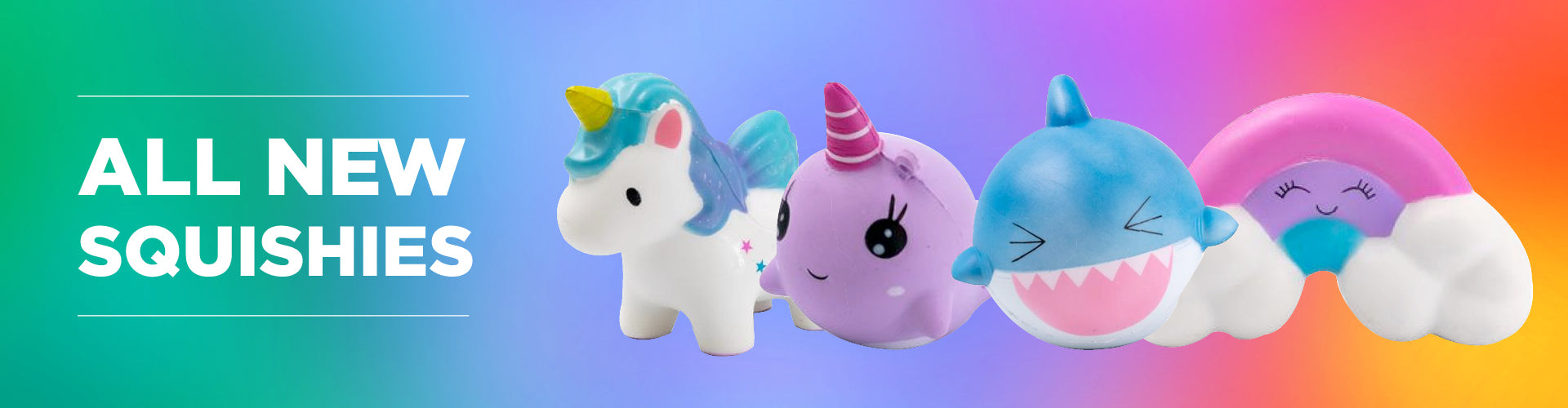 NEW 2019 Squishies