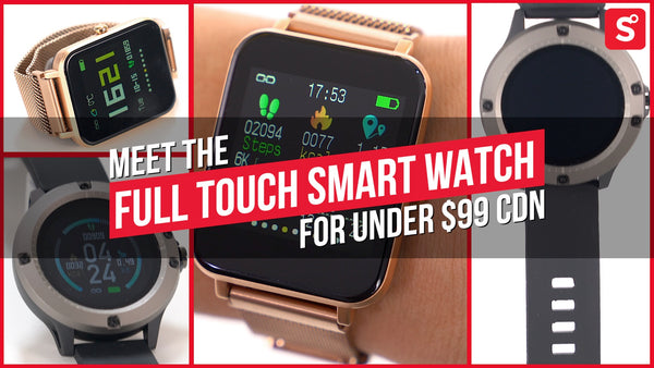 A Fully-Functional Smart Watch At A Fraction Of The Cost