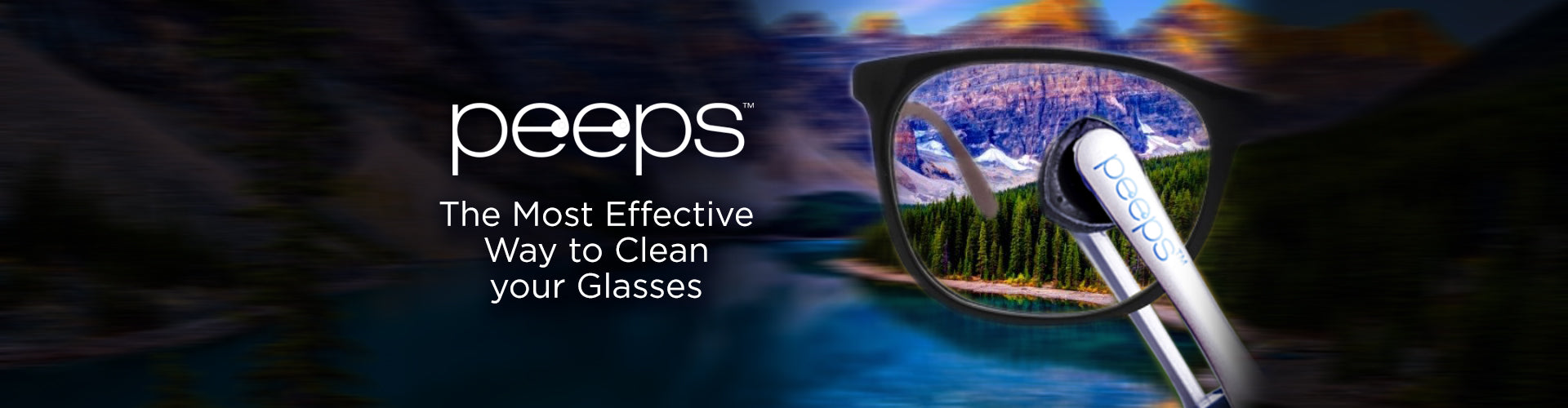 Peeps Eyeglass Cleaner