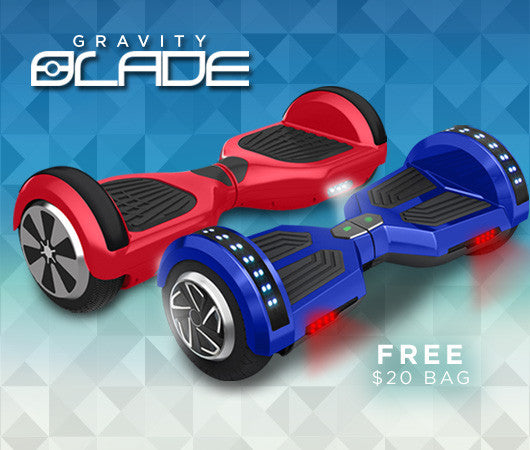 Gravity Blade Hoverboards