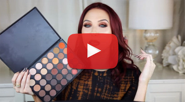Jaclyn Hill Morphe Tutorial