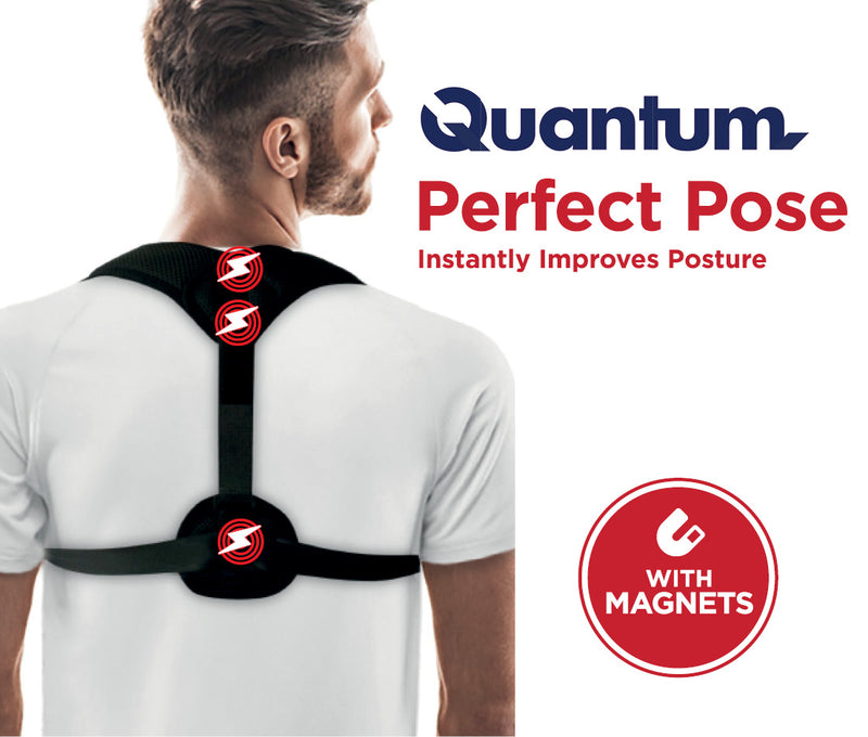 Quantum Perfect Pose With Magnets