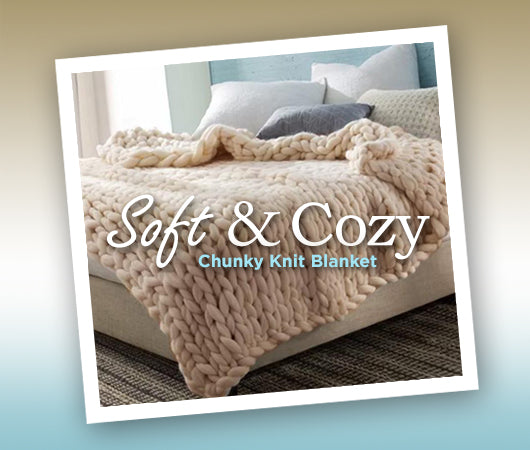 Shop Chunky Blankets
