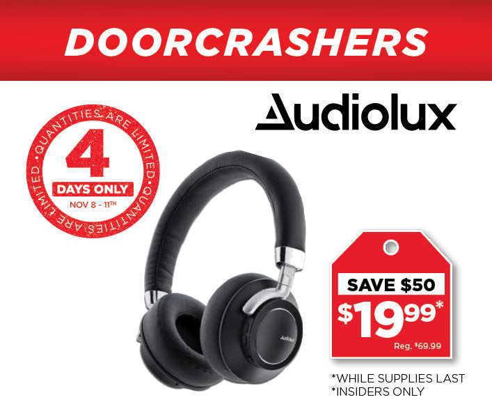Audiolux Headphones