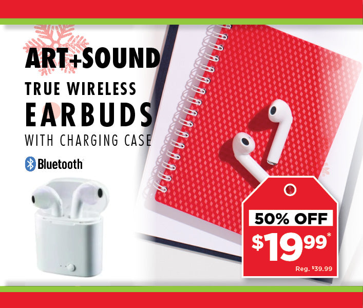Art & Sound Earbuds