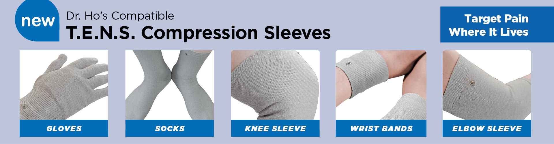 Conductive Sleeves