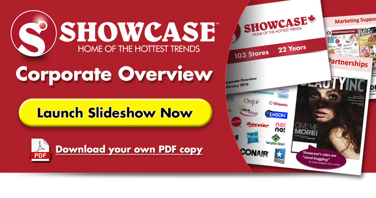 Showcase Corporate Overview