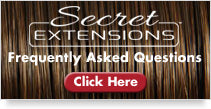 Secret Extensions Frequently Asked Questions
