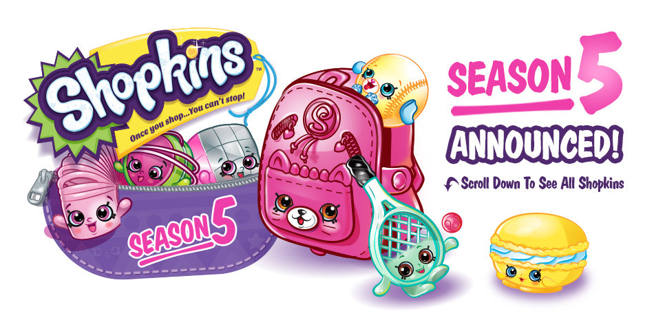 Canada's Largest Selection - Shopkins