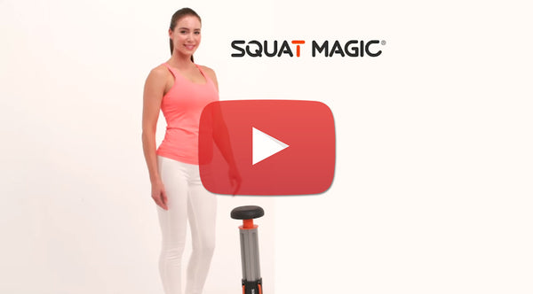 Master The Squat With Squat Magic