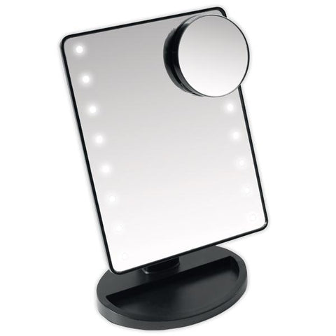 LED Touch Sensitive Illuminated Mirror