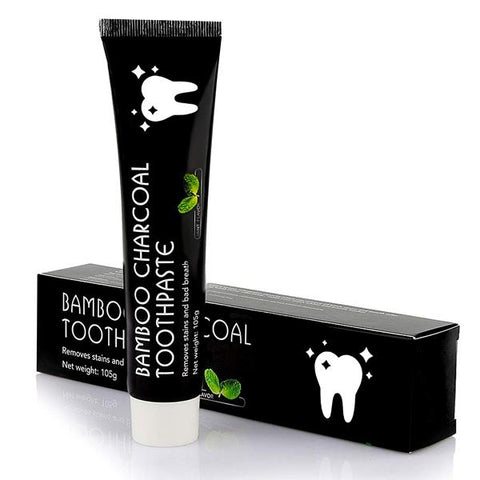 Bamboo Charcoal Toothpaste (105 grams) | Natural Mint Flavour