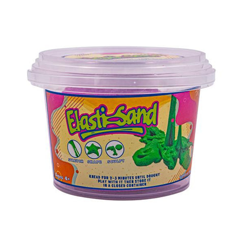 Elasti-Sand Tub | 500 grams | Assorted Colours | As Seen on Instagram