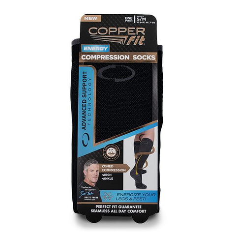 Copper Fit® Advanced Energy Compression Socks | Unisex