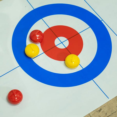 Family Sports Curling Game