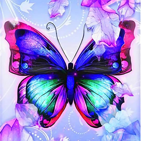 Studio Diamond Paintings | Violet Butterfly | Buy One, Get One 50% OFF!
