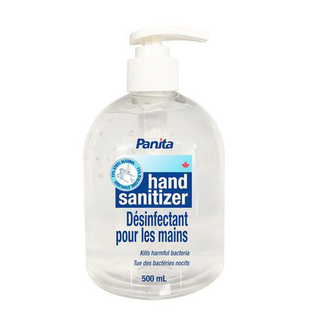 Panita Hand Sanitizer Gel | Ships Within 24 Hours