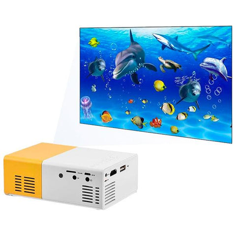 Portable LED Projector | Ships Late November