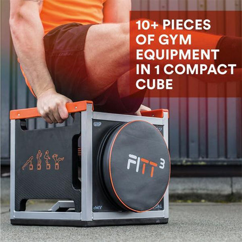 FITT Cube Multi-Gym | As Seen On Kickstarter | Ships March
