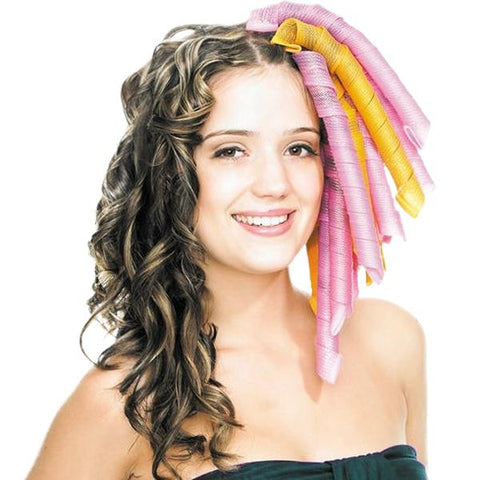 Curly Locks Spiral Curling Rollers