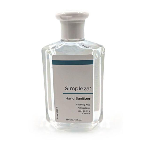 Simpleza™ Hand Sanitizer With Aloe | Pick Your Size | Ships Within 24 Hours
