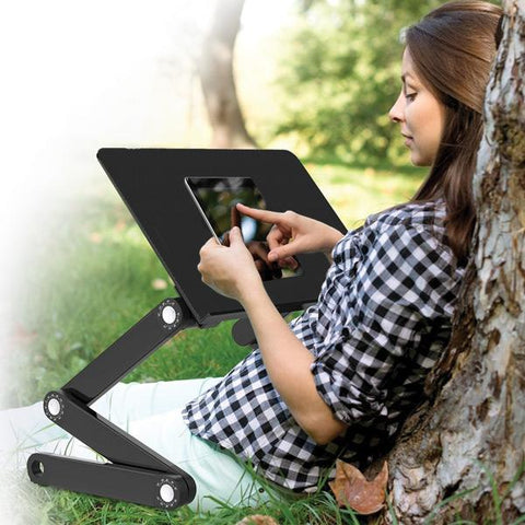 Quantum™ 360° Adjustable Laptop Stand & Desk